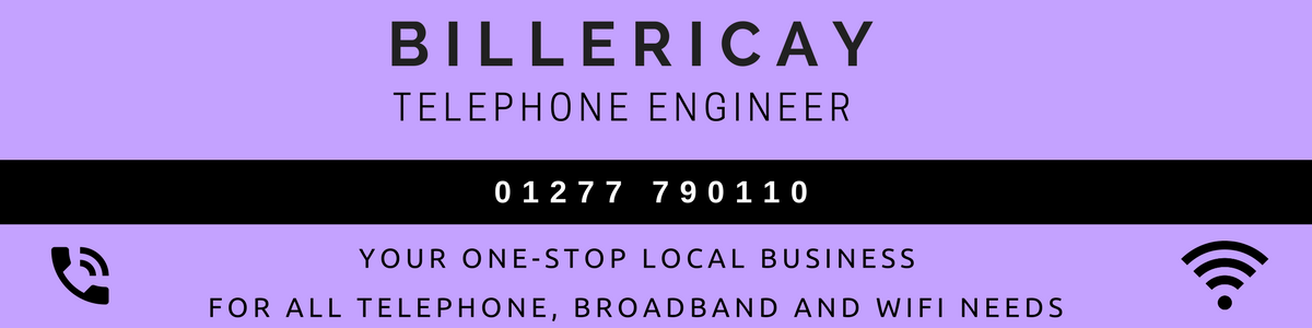 Billericay Telephone Engineer your local specialist